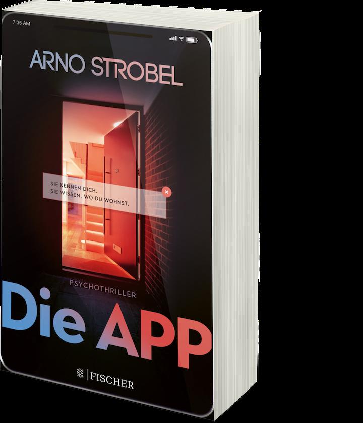 Cover Die APP Arno Strobel